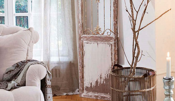l ssig wohnen mit shabby chic living more magazin. Black Bedroom Furniture Sets. Home Design Ideas