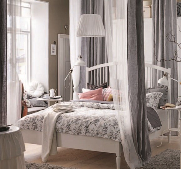 gewinnspiel ikea living more magazin. Black Bedroom Furniture Sets. Home Design Ideas
